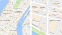 "Google Maps bekommt neue Optik und ""interessante Gegenden"""