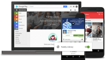 Play Store Familienmediathek: Android-Apps lassen sich ab sofort teilen