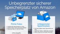 Amazon Drive: Unbegrenzter Speicher endet ab heute auch hierzulande