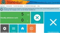 Stand-Bye - Mehr Kontrolle über den Standby-Modus