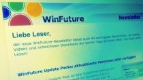 In eigener Sache: So liest man WinFuture.de ohne Eile