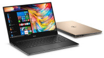 Dell XPS 13: 'Randloses' Ultrabook jetzt mit 'Kaby Lake' & Gold-Version