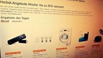 Amazon Herbst-Angebote: Auch Tag 2 mit vielen guten Tages-Deals