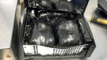 US-Zoll schnappt Teenager mit einer mit 3 Pfund Meth gefüllten Xbox