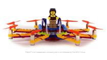 Fluggerät zum immer wieder selber bauen: Die Lego-Drohne ist da