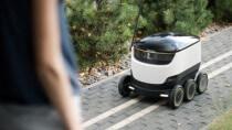 Gehweg-Zustellung: Media Markt liefert jetzt mit autonomen Robotern