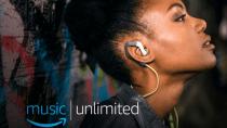 Drei Monate Amazon Music Unlimited - jetzt für 99 Cent