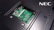 NEC baut Raspberry Pis jetzt direkt in große Monitore ein