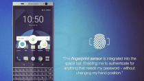 Blackberry Mercury: Details zu Smartphone mit 3:2-Display & Keyboard