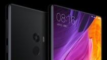 Xiaomi Mi Mix Smartphone: 'randlos', 'runde' Ecken & Keramikgehäuse
