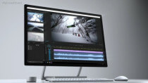 Surface Studio: Das ist Microsofts ultrad�nner Desktop-PC
