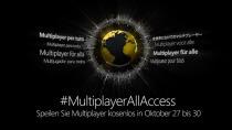 Xbox Live-Multiplayer-Dienste & Borderlands-Spiel bis 30.10. gratis
