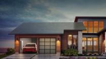 Solarziegel & Stromspeicher: Tesla stellt Sonnenenergie-System vor