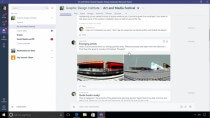 Microsoft Teams - Slack-Konkurrent für Office 365
