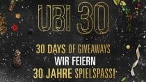 Spiele & mehr gratis: Ubisoft feiert mit '30-Tage-Geschenkparade'