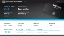Samsung Magician - SSD-Festplatten von Samsung optimieren
