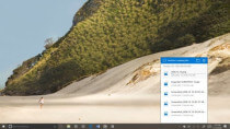 Windows 10-Preview: So aktiviert man neues Flyout-Design für OneDrive
