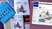 """Samsung """"klaut"""" Apple-Karikatur eines bekannten deutschen Zeichners"""