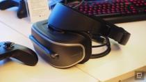 Leicht, clever, günstig: Lenovo zeigt VR-Brille mit Windows Holographic