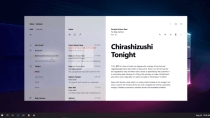 Project NEON: So werden Windows 10-Apps künftig in etwa aussehen