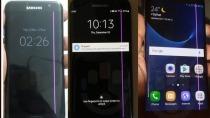 """Pink Line of Death"": Samsung Galaxy S7 Edge hat Display-Probleme"