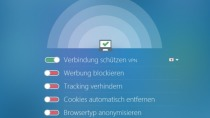 mySteganos Online Shield VPN - VPN-Software mit Zusatzfeatures