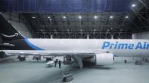 Amazon will Produkte aus China einfliegen, sucht Longrange-Frachter