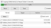 TeraCopy - Dateien kopieren und verschieben