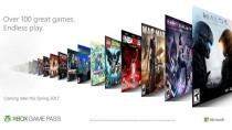 Xbox Game Pass: Microsoft startet Abo-Dienst für über 100 Spiele