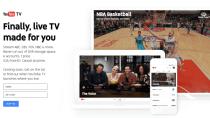YouTube TV: Google wird zum Anbieter von Live-Kabel-Fernsehen