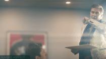 KI schrieb alle Dialoge für verstörenden Kurzfilm mit David Hasselhoff