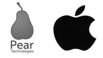 Äpfel mit Birnen vergleichen: Apple verklagte Firma wegen des Logos
