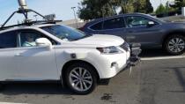 Selbstfahrendes Apple-Auto erstmals (unschuldig) in Unfall verwickelt