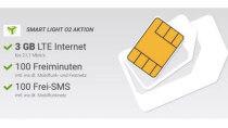 Aktionsangebot: 3 GB-Flat, Freieinheiten und Amazon-Gutschein für 8,99€
