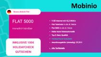 Mobinio: Faire Flatrates im Vodafone Netz + 100 € Gutschein (Update)
