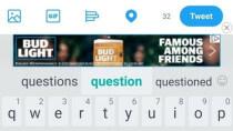 HTC-Nutzer extrem genervt: Default-Keyboard zeigte Werbung an