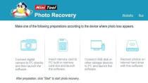 MiniTool Photo Recovery - Gelöschte Mediendateien wiederherstellen