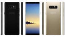 Samsung Galaxy Note8: Vollständige Spezifikationen vorab bekannt
