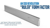 Neues Format für bis zu 1 Petabyte Speicher: Intel bringt SSD-'Lineal'