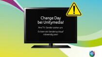 """""""Change Day"""": Unitymedia weitet TV-Angebot aus, neue Senderplätze"""