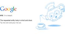 """HTTP-Code 418: """"Ich bin eine Teekanne""""-Fehler soll offiziell werden"""