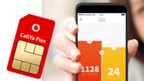 Vodafone CallYa Flex: Flexibles Prepaid-Angebot mit Verbrauchs-App