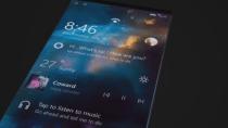 So umwerfend könnte ein Surface Phone mit Fluent Design aussehen
