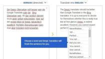 Übersetzungen: Deutsches Startup schlägt Google und Microsoft