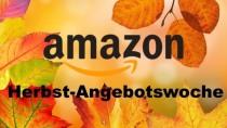 Amazon Herbst-Angebote-Woche: Auch am Tag 2 mit vielen guten Deals