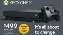 Xbox One X: Vorverkauf startet wohl noch diese Woche