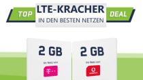 LTE-Tarife von Telekom und Vodafone: Mobilcom startet Rabattaktion