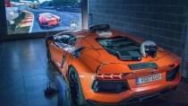 """Autoverrückter baut seinen Lamborghini zum Forza 7-""""Controller"""" um"""