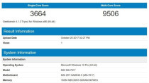 Geekbench 4 für Windows - Cross-Plattform-Benchmark