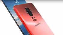 Samsung Galaxy S9: Position des Fingerabdruck-Sensors geändert